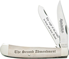 Remington 2nd Amendment Trapper Knife (Satin)