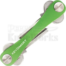 KeySmart 2.0 Extended Swiss Army Style Key Holder (Green)