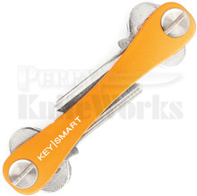 KeySmart 2.0 Extended Swiss Army Style Key Holder (Orange)