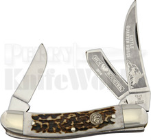 Hen & Rooster Little Quarter Horse Sowbelly Stockman Knife