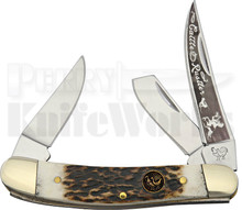 Hen & Rooster Little Cattle Rustler Sowbelly Stockman Knife