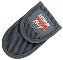 Schrade Tough Chip Black Cordura Belt Sheath