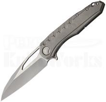 Marfione Custom Sigil Framelock Flipper Knife (Apocalyptic)