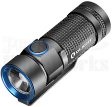 Olight S1 Cree XM-L2 LED Black Flashlight (500 Lumens)