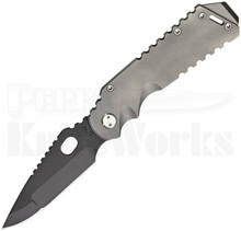 Medford Knife & Tool Arktika Tumbled Frame Lock Knife (Black PVD)