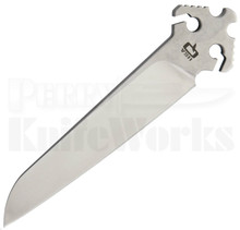 Quartermaster Knives QBS-3 Mart Mcfly Wharnie Blade (Polished)