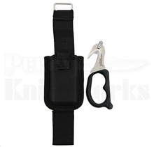 StatGear SuperVizor XT Black Seat Belt Cutter (Satin)