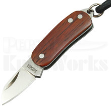 Moki Knives Colon Cocobolo Neck Knife (Satin)