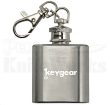 UST KeyGear Mini Flask Key Chain