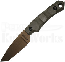 Krypteia Knives Lykos Knife $230