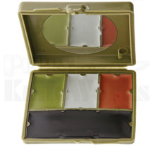 Camouflage Face Paint Woodland 4-Color