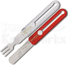 Swiss Advance Hippus Knife & Fork Set