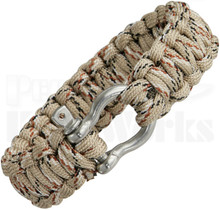 Colt SPEAR Survival Bracelet Desert Tan