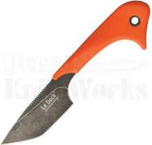 Outdoor Edge Le Duck Fixed Blade Knife Orange