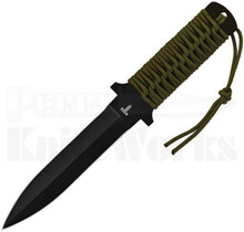 Factory X Low Profile OD Green Commando Knife