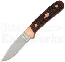 Ka-Bar Coppersmith Trailing Point Hunter Knife