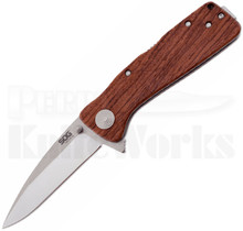 SOG Twitch XL Rosewood Assisted Knife TWI24
