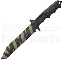 Dark Ops Tactical Fixed Blade Knife