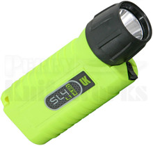 Underwater Kinetics SL4 eLED Safety Yellow Flashlight