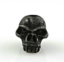 Schmuckatelli Emerson Skull Bead Jumbo (Black Ox.)