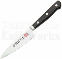 """Al Mar Chef Series Utility Knife (4"""" Satin) AM-C4"""