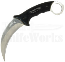 Renegade Tactical Steel Hayato Karambit Knife RT167