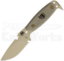 DPx H.E.S.T. Original Tan Fixed Blade Knife