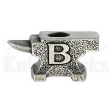Buck Knives Pewter Anvil Bead