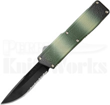 Lightning Camo D/A OTF Automatic Knife $29.95