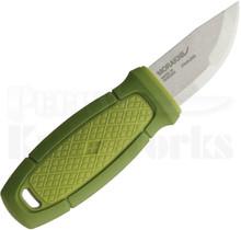 Mora Eldris Fixed Blade Neck Knife Kit Green