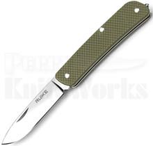 Ruike Knives M11 Medium Slip Joint Knife Green G10