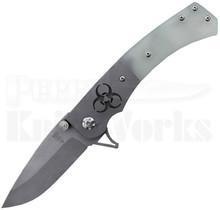 Will Zermeno Saigo Bio-Hazard Framelock Knife
