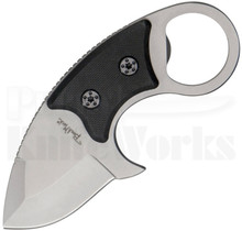 Benchmark Stubby Fixed Knife Black G-10 BMK041