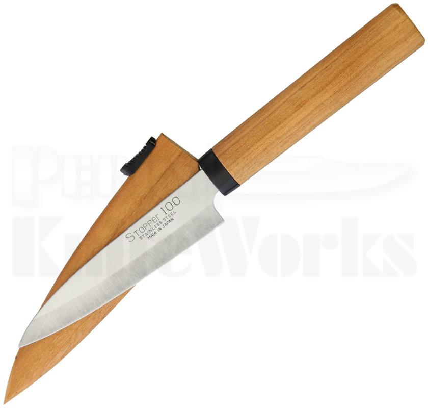 Kanetsune ST-100 Fruit Knife Fixed Blade (3 63