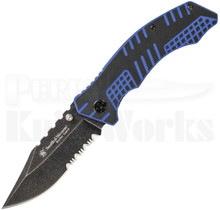 Smith & Wesson Black/Blue Knife SWBG9BLS