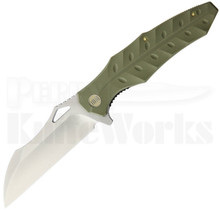 WE Knife Company Linerlock Knife OD-Green G10 701B
