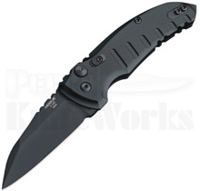 Hogue A01 Microswitch Automatic Knife Black 24106