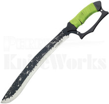 Z-Hunter Neon Green Machete ZB-002