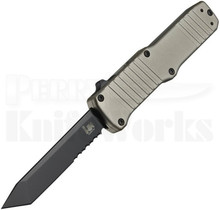 HK Hadron OTF Tanto Automatic Knife FDE 54003