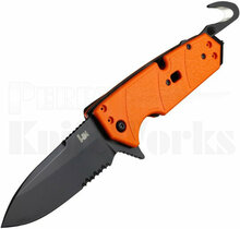 HK Karma First Response Knife Orange G-10 54214