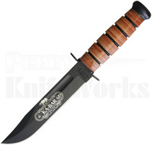 Ka-Bar 120th Anniversary Army Fixed Blade Knife 9190