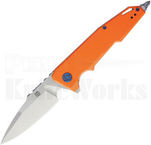 Artisan Cutlery Predator Knife Orange G-10 1706P-OE