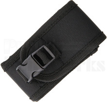 Carry All Knife Pouch Black Nylon