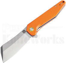 Artisan Cutlery Osprey Linerlock Knife Orange 1803P-OEF