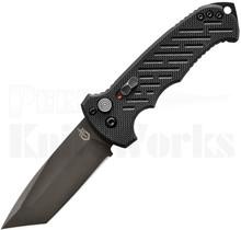 Gerber 06 Automatic Knife Black G10 30-001296