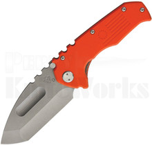 Medford Knife & Tool Praetorian P Linerlock Knife Orange