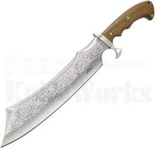 Gil Hibben Master Bushcraft Machete Knife 5053