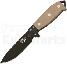 Utica Cutlery Survival Series Knife Tan UTKS-4