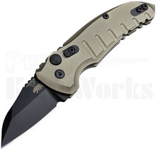 Hogue A01 Microswitch Automatic Knife FDE 24147
