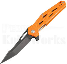 Artisan Cutlery Interceptor Knife Orange 1812P-BOE